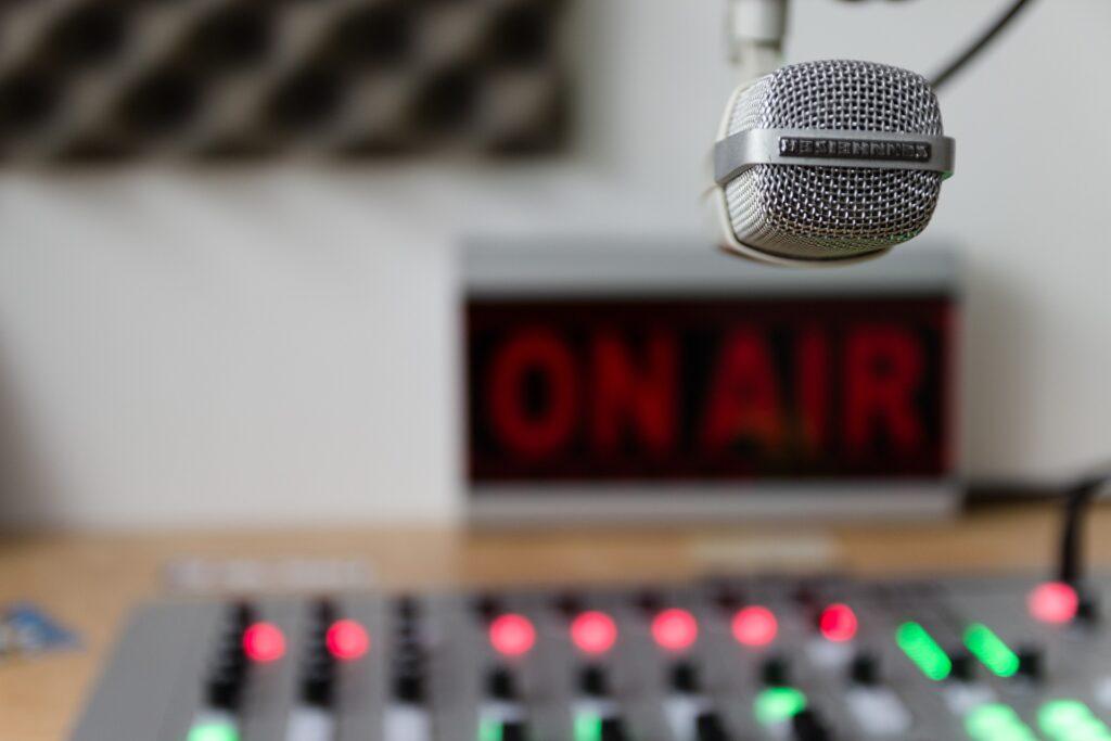 Hörerclub im Radio